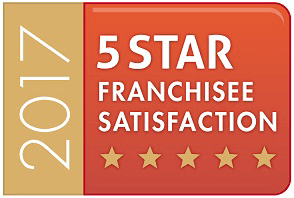 Barking mad 5 star franchisee satisfaction award smith henderson 2017