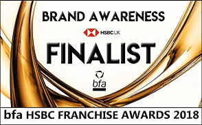 Barking mad bfa franchise awards finalist brand awareness 2018