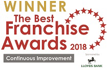 best franchise awards winner barking mad 2018