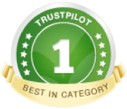 Best In Category TrustPilot 5 star Pet Care