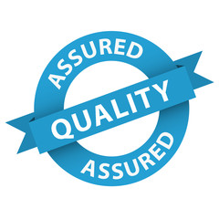 Quality Assured Logo Barking Mad Dog Sitting