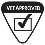 Vet Approved Logo Dog Sitting